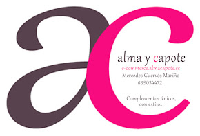 Alma y Capote ya tiene tienda on line.