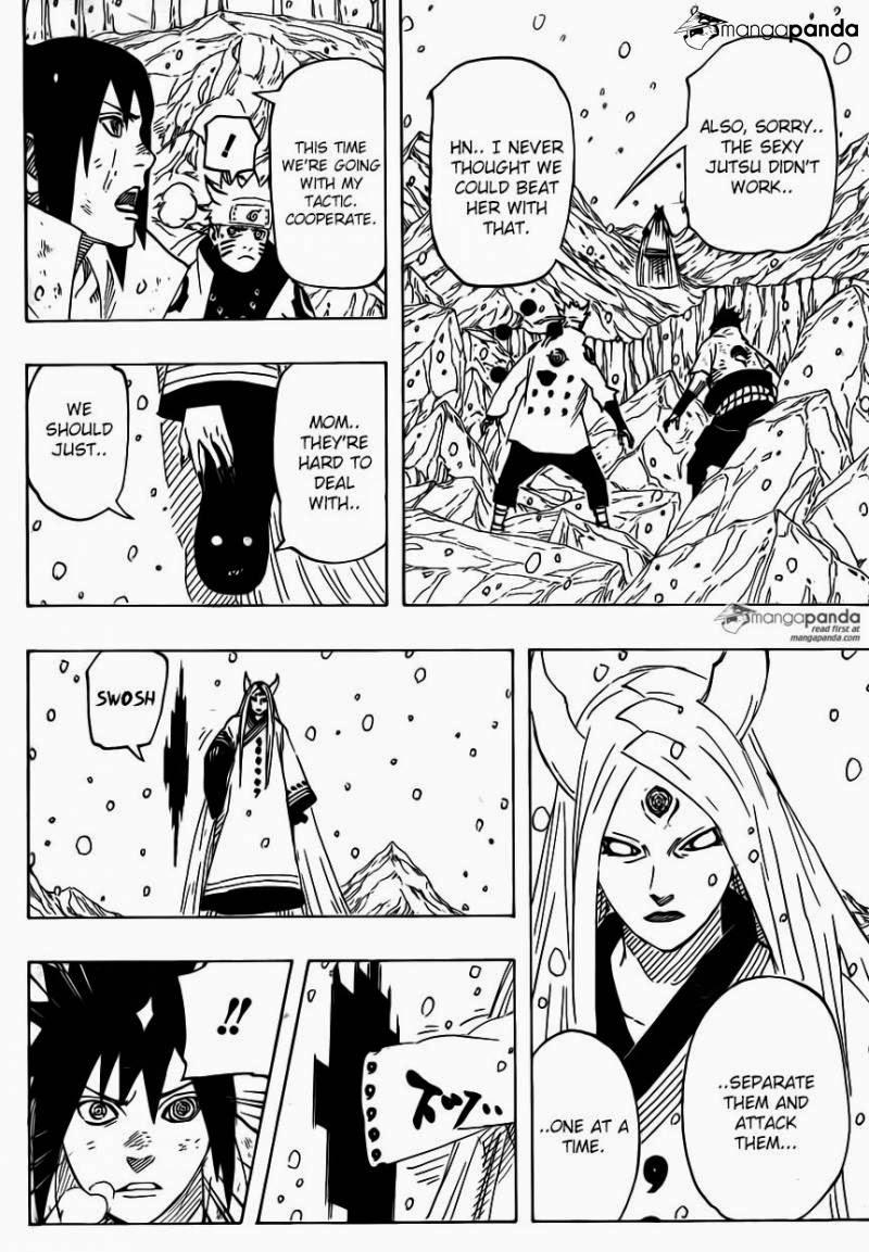 Naruto - Chapter 682 - Pic 16