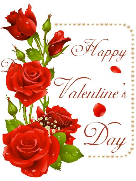 Rosy Valentine's Day