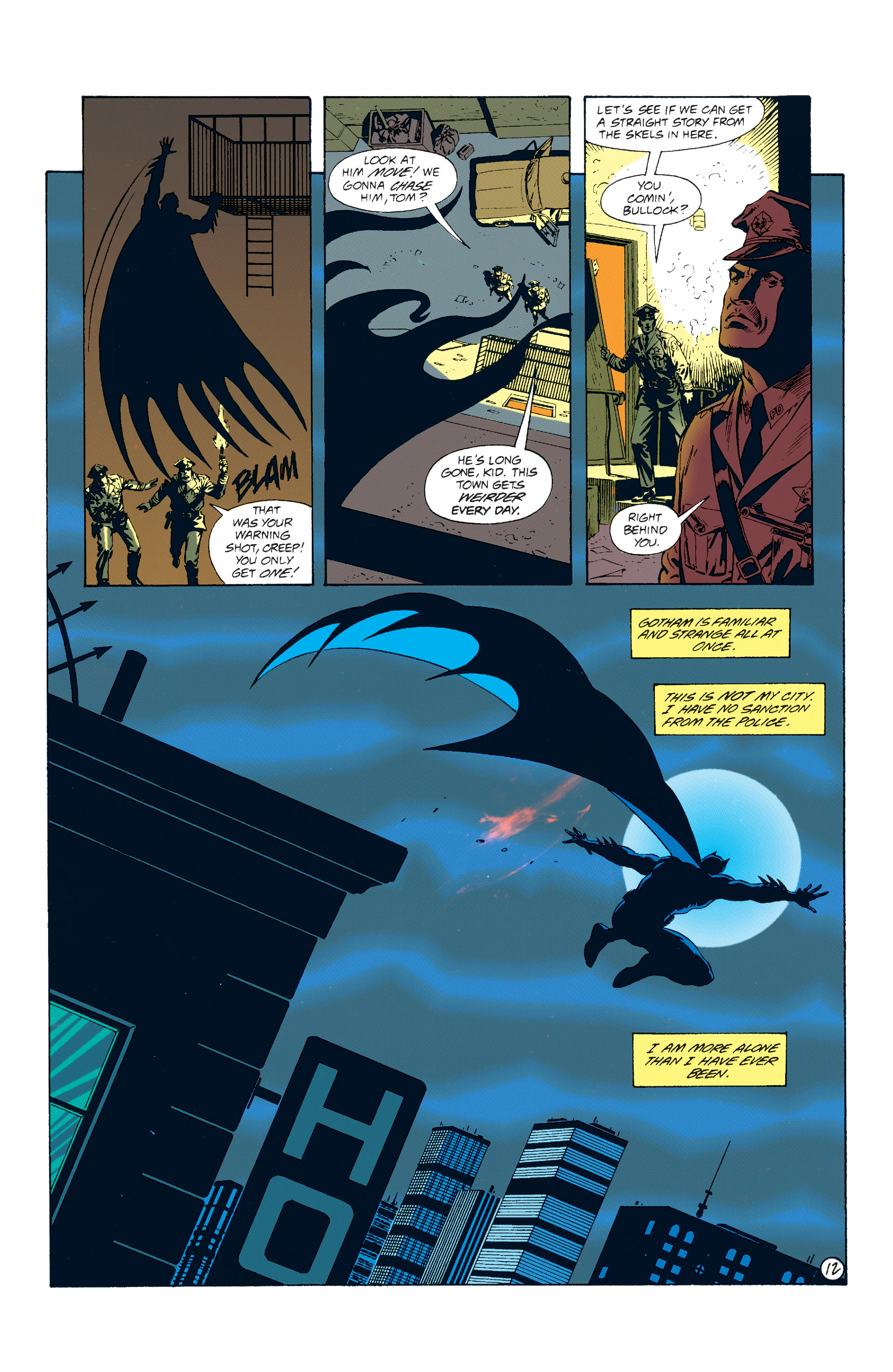 Detective Comics (1937) Issue #678 Page 13