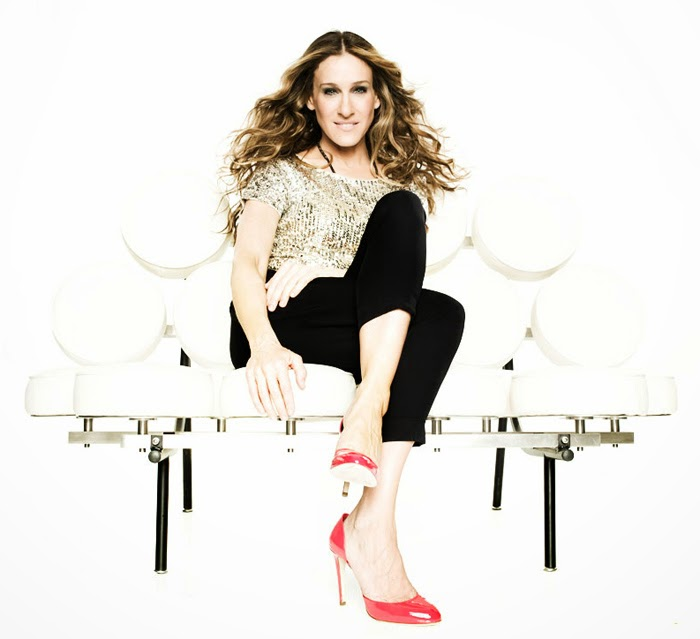 Shoe collection by sarah jessica parker
