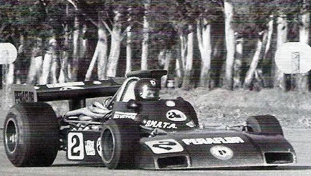 18 de agosto, 1974 / LUIS DI PALMA GANABA EN LA MAF1 EN RIO CUARTO