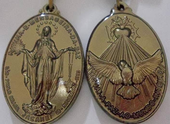 Medaglia della Regina e Messaggera della Pace