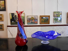 Michael Peluso Blown Glass