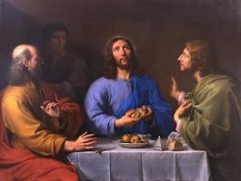 Évangile de Jésus Christ selon saint Luc 24,13-35.