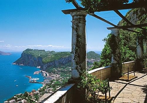 Vento Largo Capri Alla Ricerca Di Axel Munthe A Villa