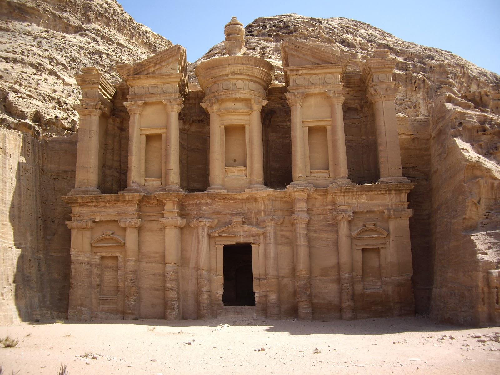 Petra, Jordan, 2009