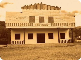 Cine Rodeio, Minas do Camaquã, Caçapava do Sul (RS).