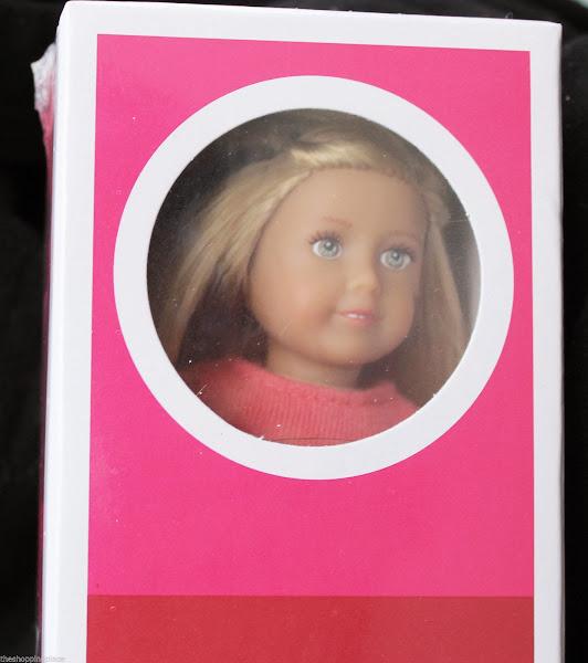 Mini American Girl Doll 2014 Isabelle