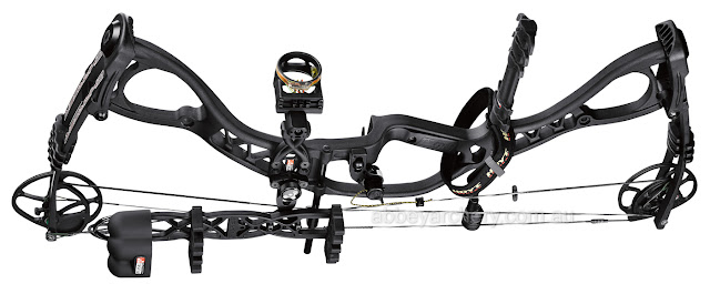 Compound Bow Black