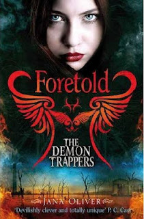 The Demon Trapper's Series by Jana Oliver: Book 4 Info!