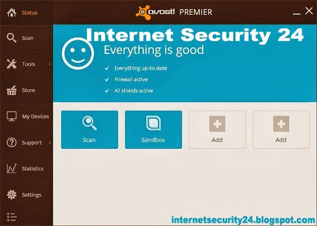Avast Internet Security 2019 Latest Version Related Applications