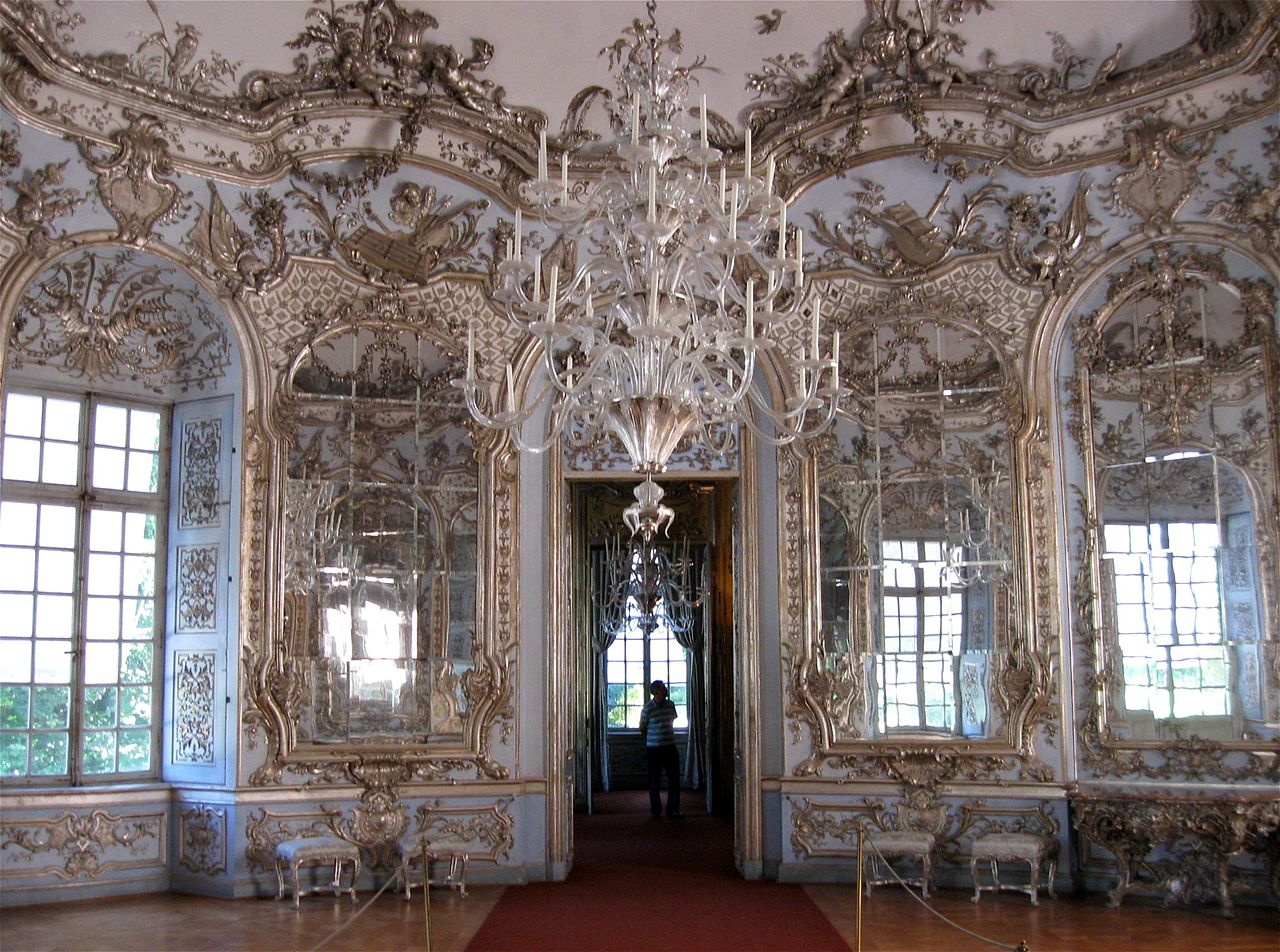 Monthly inspiration rococo for French baroque characteristics