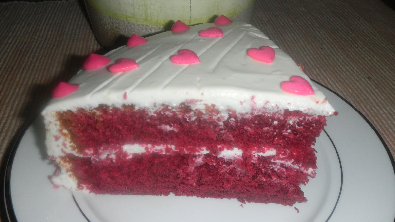 Aip Red Velvet Cake