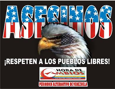 EL IMPERIO ASESINÓ AL COMANDANTE CHÁVEZ...