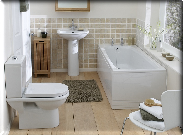 Idea Remodeling Small Bathroom Design