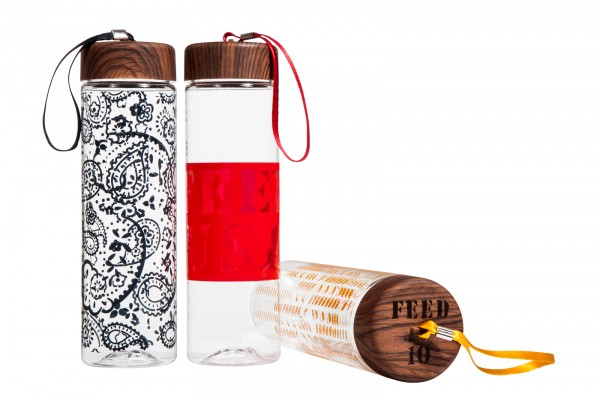 FEED USA + Target water bottles