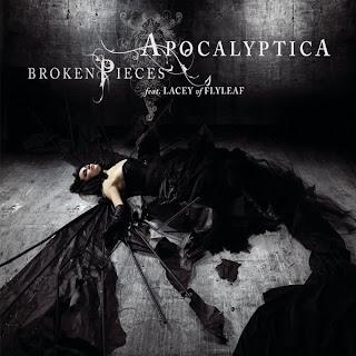 Apocalyptica - Broken Pieces (feat. Lacey of Flyleaf) Lyrics