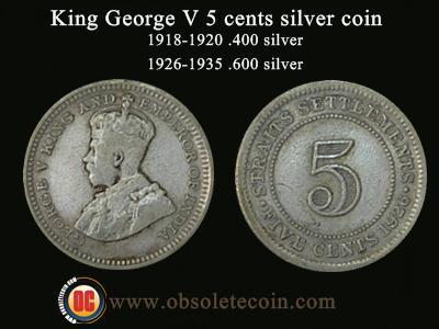 1920 silver coin