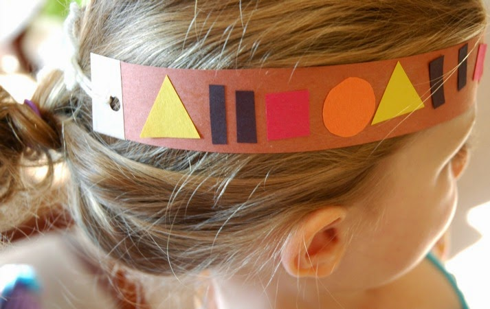 Native American Pattern Headbands What Can We Do With