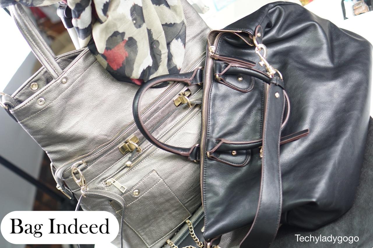 Bag Indeed Classic Tag & SIXX