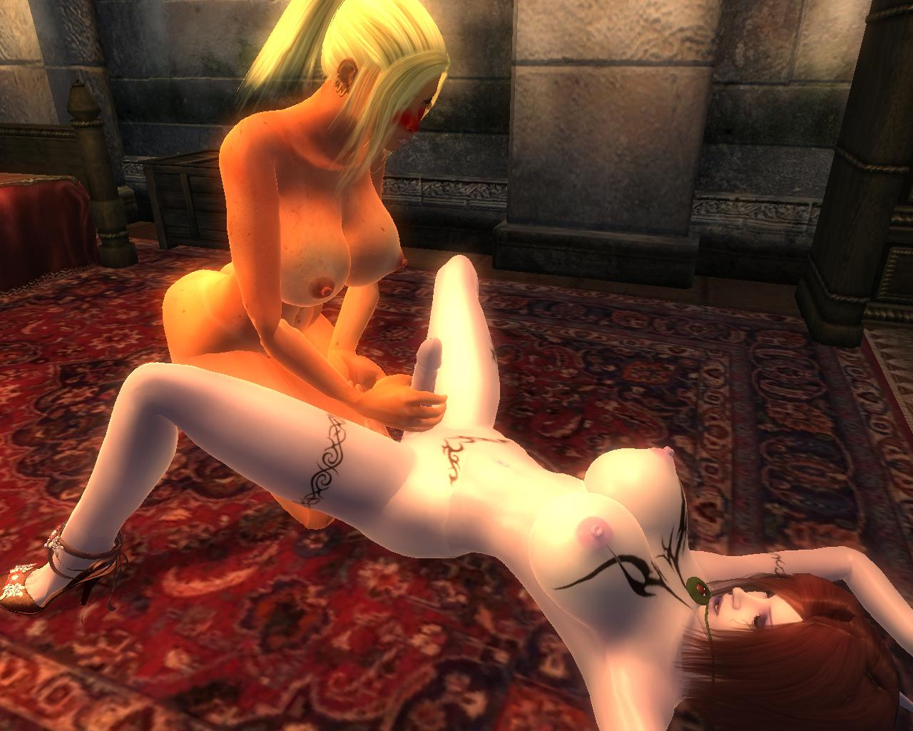 Oblivion sex mod with animated asshole and  naked galleries