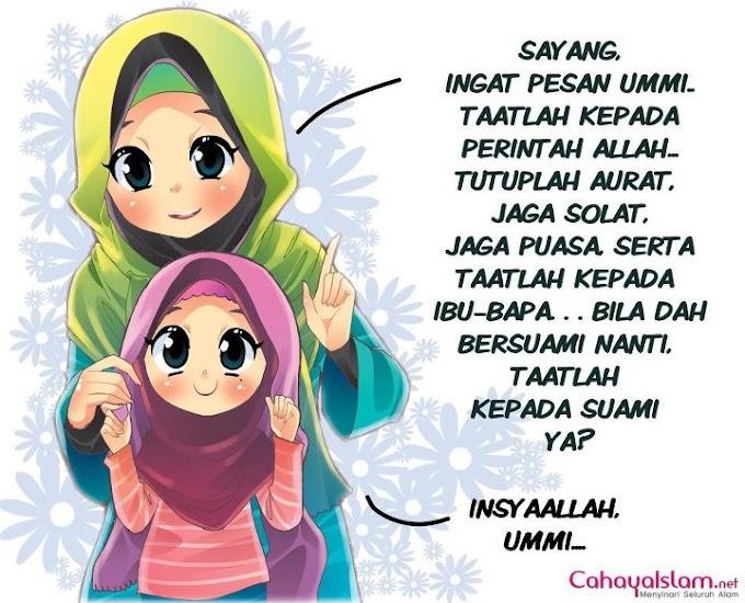 3 Waktu Utama Menasihati Anak Mengikut Sunnah Rasulullah s.a.w!