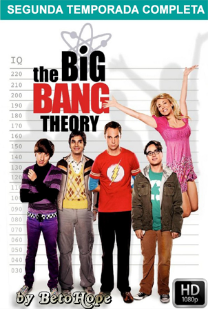 The Big Bang Theory Temporada 2 [1080p] [Latino-Ingles] [MEGA]
