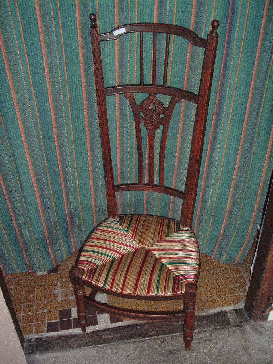 Normandie cannage une chauffeuse chaise de nourrice for 18 rue de la chaise