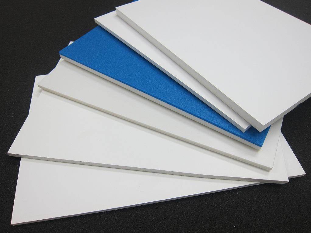 Foam core poster board printing