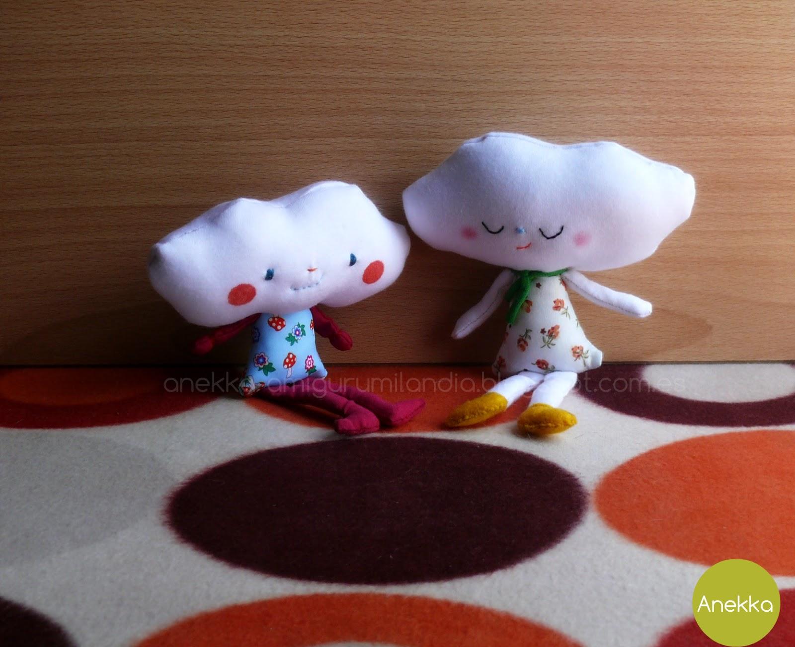muñecas de trapo anekka handmade