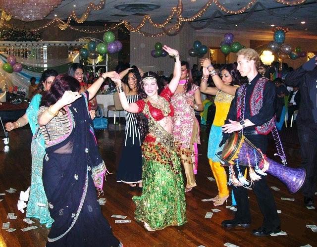 Wedding Indian Wedding Dance Picture