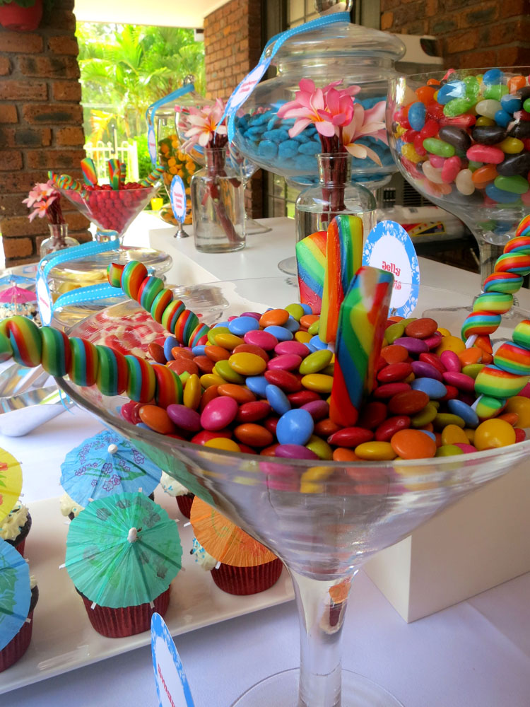 Decorating Ideas > Gold Coast Candy Bar Luau Birthday Party ~ 220249_Birthday Party Ideas Gold Coast