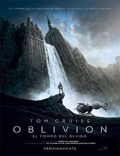Ver Oblivion: El Tiempo Del Olvido 2013 Online Gratis