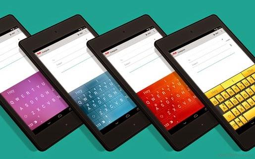 حمل أفضل لوحة مفاتيح SwiftKey مجاناً للاندرويد