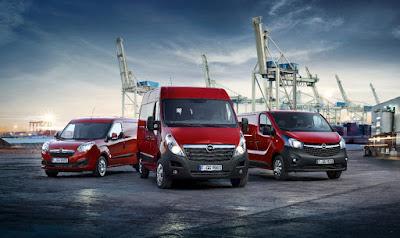 Το καλύτερο αποτέλεσμα πωλήσεων & μεριδίου αγοράς LCV για την Opel σε 7 χρόνια