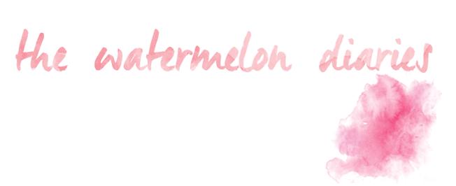 The Watermelon Diaries