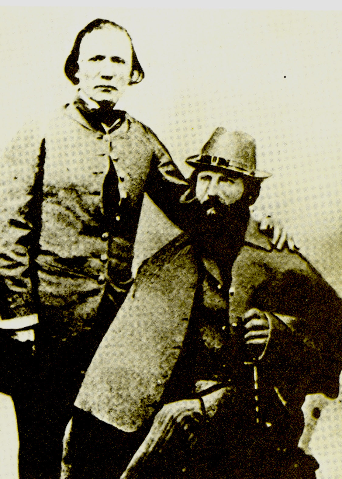The Museum Of The San Fernando Valley Kit Carson And John