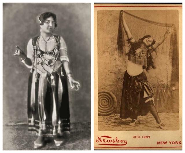 Little Egypt Bellydance History