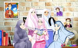 KELUARGA MUSLIMAH 5
