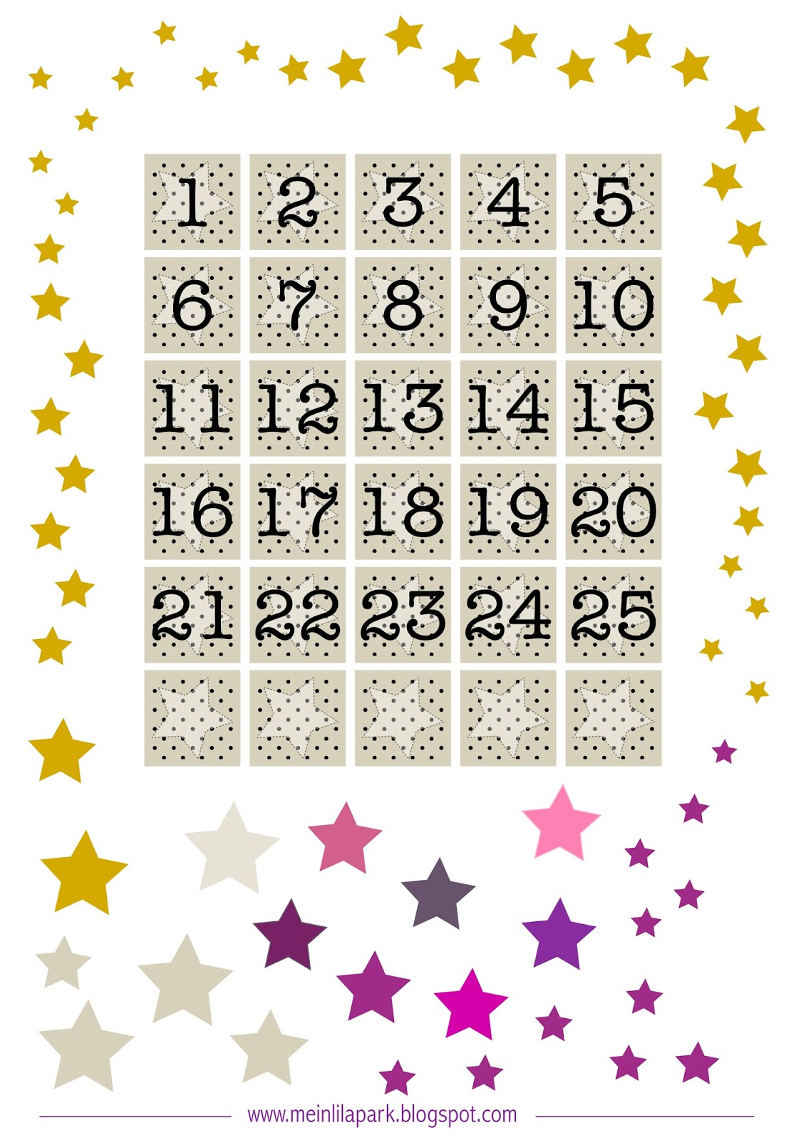 Diy Calendar Numbers : Images about advent on pinterest calendar