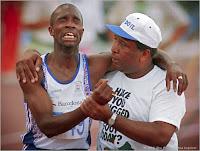 Atlet Inspiratif dan Ayahnya