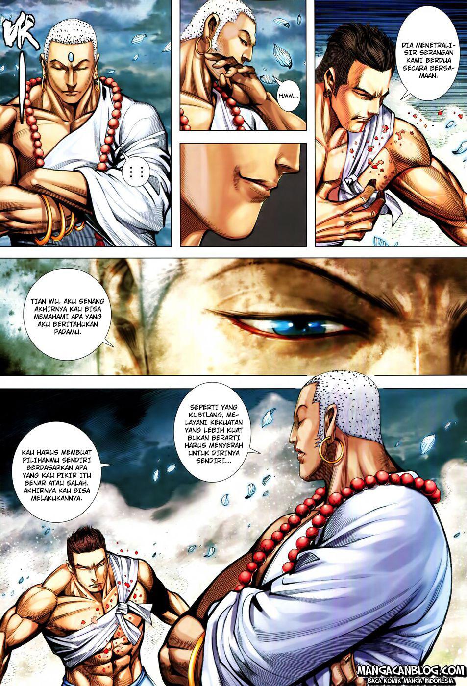 Dilarang COPAS - situs resmi www.mangacanblog.com - Komik feng shen ji 2 127 - mati tanpa penyesalan 128 Indonesia feng shen ji 2 127 - mati tanpa penyesalan Terbaru 18|Baca Manga Komik Indonesia|Mangacan