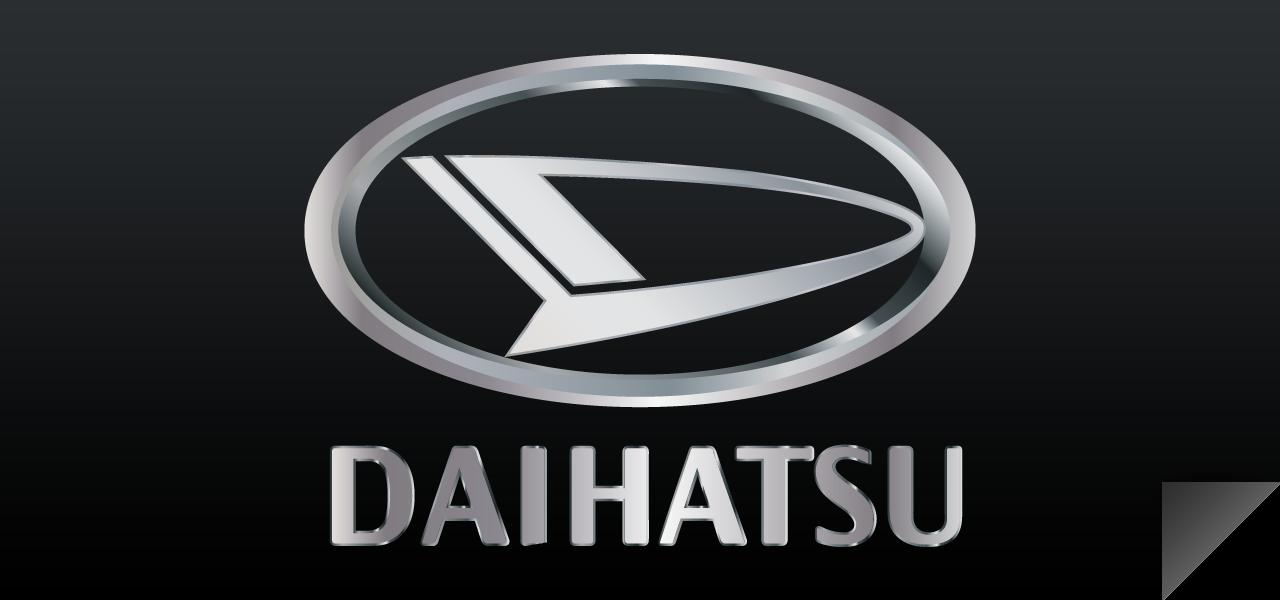 Daihatsu Logo Auto Blog Logos
