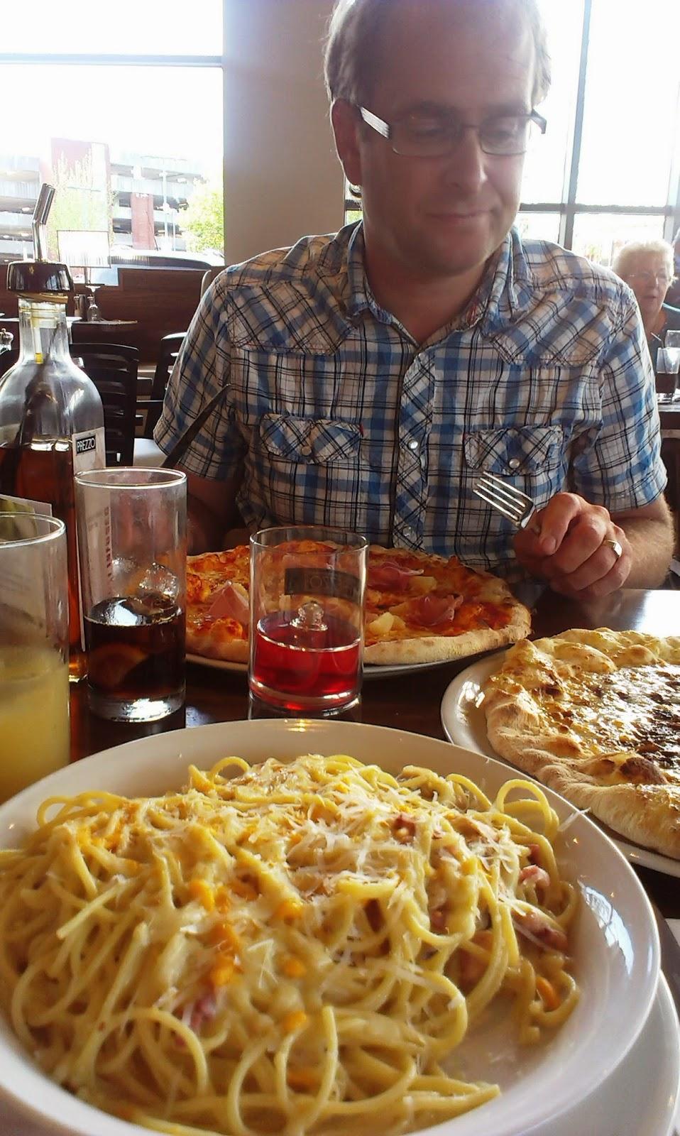Prezzo main meals