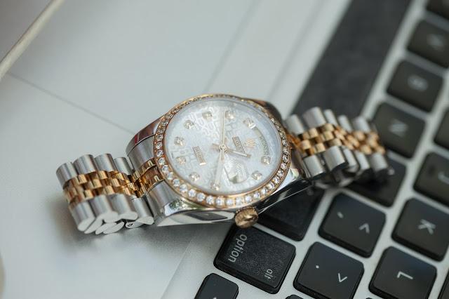 Đồng hồ rolex fake 1 R93 tại Hà Nội