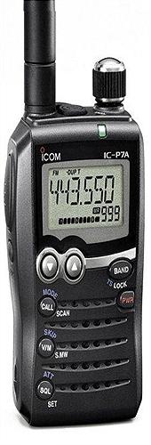 Icom IC P7A