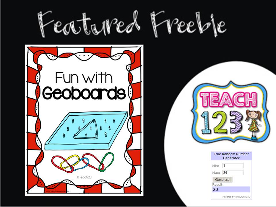 http://teach123-school.blogspot.com/2014/04/fun-with-geoboards.html