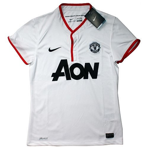Ladies Jersey Manchester United Away 12/13