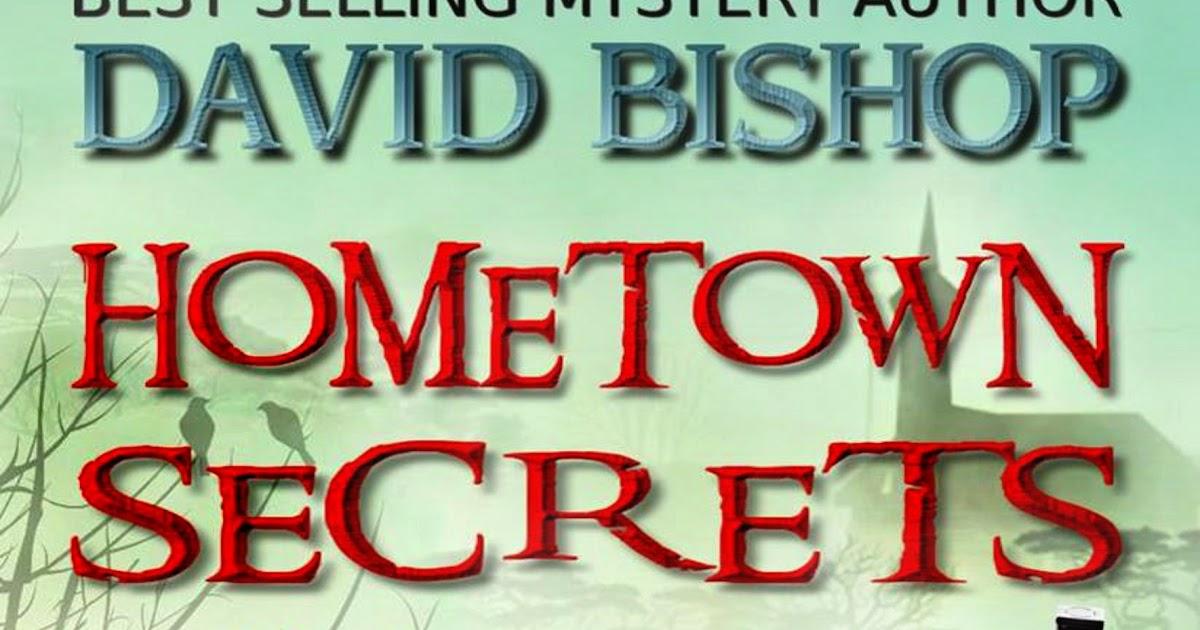 Paradox Book Covers Formatting Hometown Secrets Linda Darby Mystery 2 David Bishop
